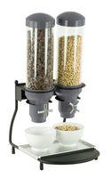 CASSELIN - Distributeur de céréales 2 tubes
