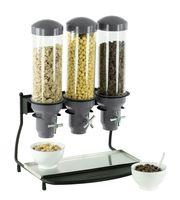 CASSELIN - Distributeur de céréales 3 tubes