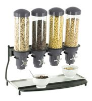 CASSELIN - Distributeur de céréales 4 tubes