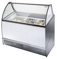 Vitrine réfrigérée pour crèmes glacées ISA Bermuda LX 13 UM