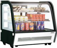 CASSELIN - Vitrine réfrigérée à poser 120L