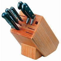 Bloc de couteaux Vogue en bois