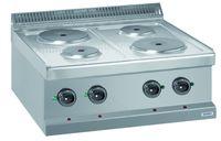 Elektroherd Dexion Serie 77 - 70/70 Tischgerät