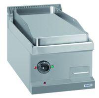 Elektrogrillplatte Dexion Serie 77 - 40/70 glatt - Tischgerät