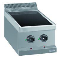 Cuisinière vitrocéramique Dexion série 77 - 40/70, appareil à poser