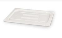 GN Deckel Polycarbonat Weiß - GN1/4