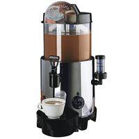Getränkespender für heiße Schokolade 5 Liter