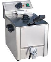 Elektro-Fritteuse ECO 10  mit Ablasshahn