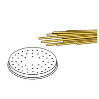 Disque de forme / Filière pour machine à pâtes GAM Spaghetti Chitarra 50