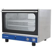 Elektro-Kovenktionsofen 4x GN 1/1- Set 600x400 mm mit Befeuchter und 2 Ventilatoren