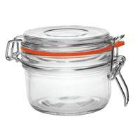 Einmachglas mit Bügelverschluß - Volumen 125ml