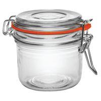 Einmachglas mit Bügelverschluss - Volumen 200ml