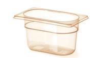 Bac Gastronorm HTB sans BPA - GN1/9-100