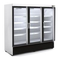 Getränketiefkühlschrank Premium 1750