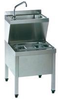 Handwasch-Ausgussbeckenkombination ECO 7
