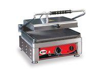 Grill panini électrique GMG 36x27 rainuré