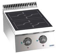 Cuisinière à induction Dexion Lux 700 - 40/73 - appareil à poser
