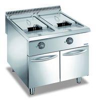 Elektro-Fritteuse Dexion Lux 980 - 80/90 21+21 Liter