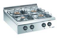 Gasherd Dexion Lux 980 - 80/90 - 40 kW Tischgerät