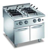 Cuiseur à pâtes à gaz Dexion Lux 980 - 80/90