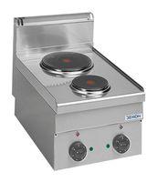 Cuisinière électrique Dexion série 66 - 40/60, appareil à poser