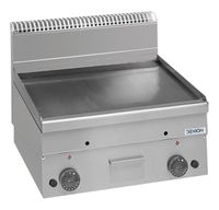 Gas-Grillplatte Dexion Serie 66 - 60/60 glatt Tischgerät