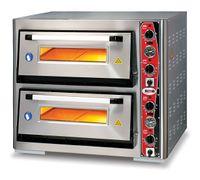 Four à pizza GMG Classic Lux 6+6 33cm 400V