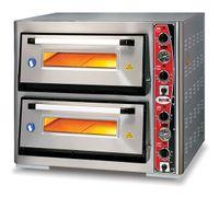 Four à pizza GMG Classic Lux 4+4 33cm 400V