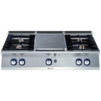 Electrolux Gas-Glühplattenherd - Tischgerät 4-Flammen XP700 - 25,6 kW