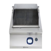 Electrolux Gas-Lavasteingrill Tischgerät Halbmodul XP700