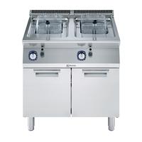 Electrolux Gas-Fritteuse Standgerät 2 x 7 Ltr. XP700
