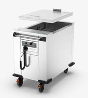 Rieber Plattformstapler PU-630x425 Umluftbeheizung