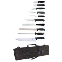 Set de couteaux Victorinox 11 pièces avec sacoche