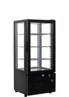 Kühlvitrine ECO 78 Liter schwarz