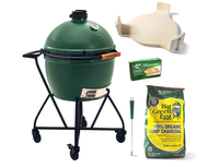 Pack complet barbecue XLarge EGG Big Green Egg
