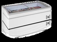 Supermarkt Kombi-Gefriertruhe SHALLOW 200-CF-P