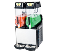 Slush-Ice Maschine ECO 2x12 Liter