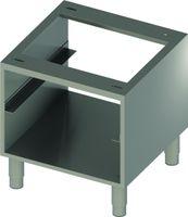 Unterschrank / Untergestell aus Edelstahl 58x56,5x45cm