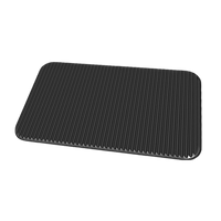 Aluminium Grillplatte GN 1/1 für Kombidämpfer