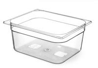Bac Gastronorm sans BPA - GN1/2-65