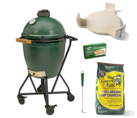 Big Green Egg Grill Large EGG Komplett Paket