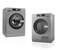 Whirlpool Waschautomat 8kg Silverline AWG 812 S/PRO und Wärmepumpentrockner 8 kg AWZ 8 HPS