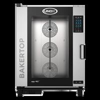 UNOX Bäckereiofen Bakertop Mindmaps 10 x EN 60x40 PLUS Elektro inkl. Aufstellpauschale