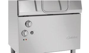 Bartscher Elektro-Kippbratpfanne Profi 700 mit elektromotorischer Kippvorrichtung