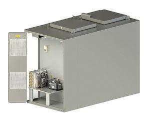 NordCap Abfallkühler 2x240 Liter, montiert