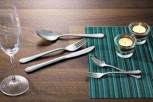 Eleganzia 700 - Kaffeelöffel aus Chromnickelstahl