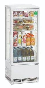 Bartscher Mini-Kühlvitrine 98L