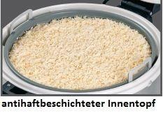 Bartscher Reiswärmer mit Ringwärme