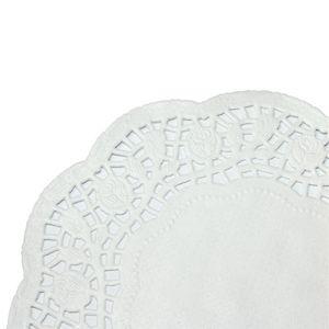 250napperons à tarte, diamètre 16,5cm