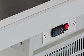 Einbau-Kontaktkühlplatte 2 GN1/1
